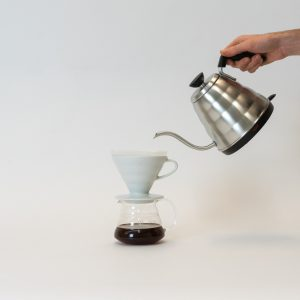 Hario Electric Kettle and V60 Dripper