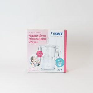 BWT Magnesium Mineralised Water Filter Jug